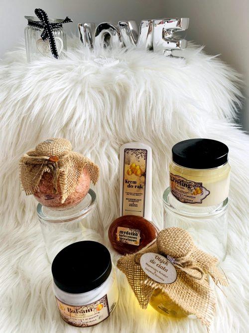 kosmetyki z bursztynem