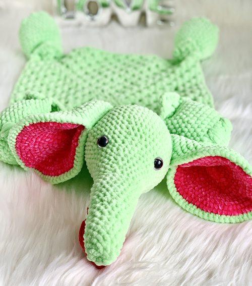 Słonik zabawka dla dzieci